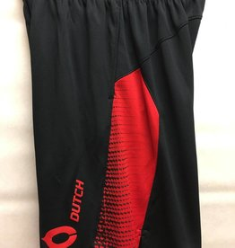 UA UA SMU Short Black/Red SM