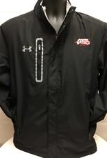 UA UA Men's Black Full Zip Jacket w/ Shell