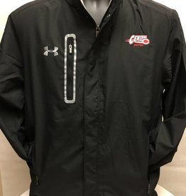 UA UA Men's Black Full Zip Jacket w/ Shell