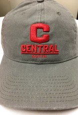 Game Garment Washed Cap New C Gray