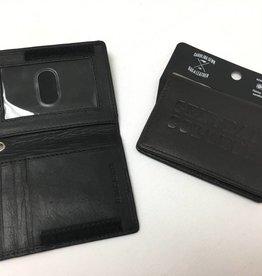 CS Carolina Sewn ID Holder Leather Velcro