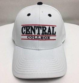 MVSPT Game Hat White Central College