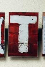 LBR Letters by Robin Central Frame (7 tiles)