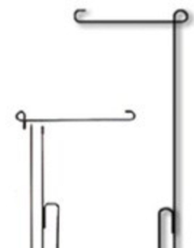 UBF Garden Flag Pole