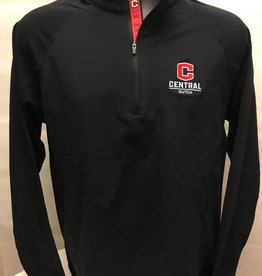 LEVELWEAR LW 1/4 Zip New C Black Men