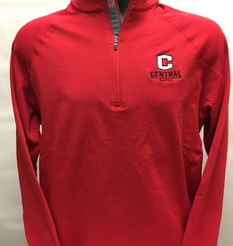 LEVELWEAR LW 1/4 Zip New C Red Men