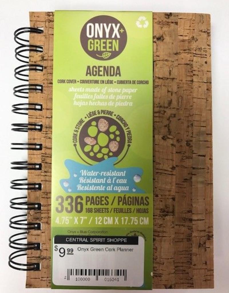 ONXG Onyx Green Cork Agenda