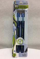 ONXG Onyx Green Permanent Marker 2pk