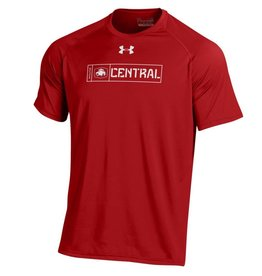 UA UA Lion Tech Tee Red