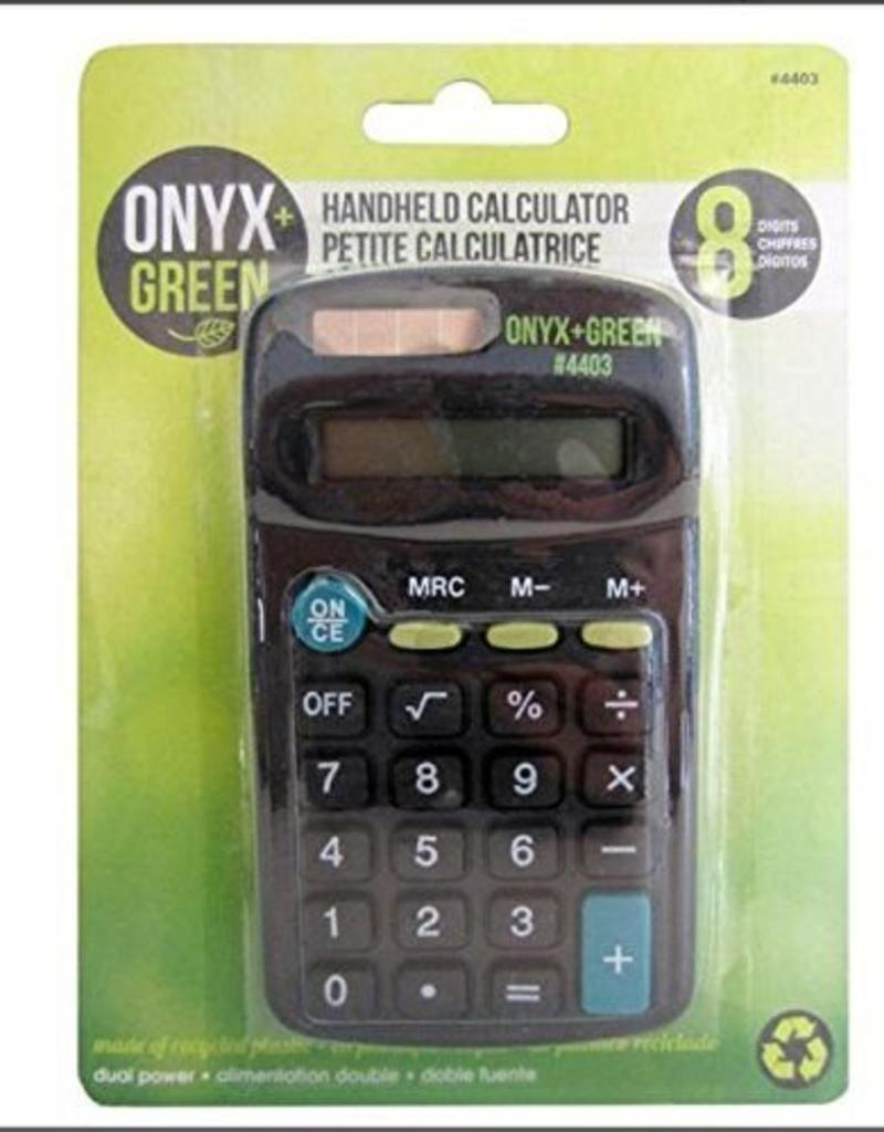 ONXG Onyx Green Calculator