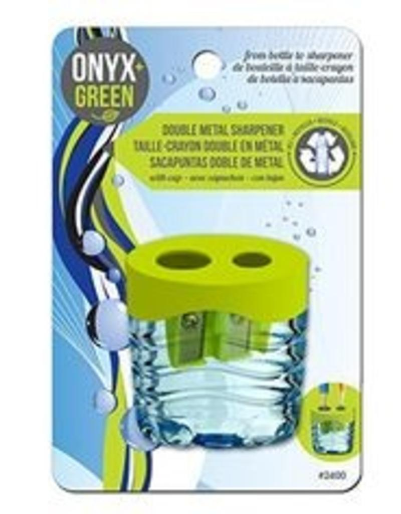 ONXG Onyx Green Pencil Sharpener