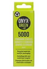 ONXG Onyx Green Staples