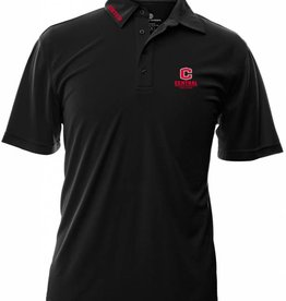 LEVELWEAR LW Surface Polo Black