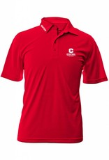 LEVELWEAR LW Surface Polo Red