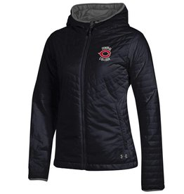 UA UA Lightweight Puffer Jacket black
