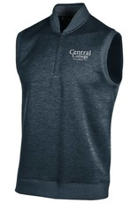 UA UA Storm Fleece Vest Asphalt
