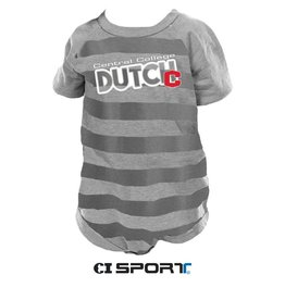 CISPO CI Sport Onsie Gray Stripe New C