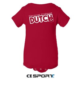 CISPO CI Sport Onsie New C Red