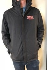 MVSPT MV Sport 32 Degree Black Rain Jacket Men