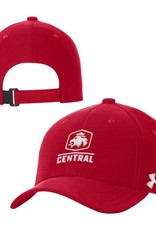 UA UA Youth Blitzing Hat Red Lion