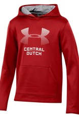 UA UA Youth ArmourFleece Hood flawless