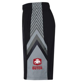 UA UA SMU Chevron Short Black Youth