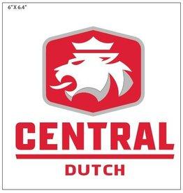 "POTTR Potter Decal 6"" New Lion Logo"