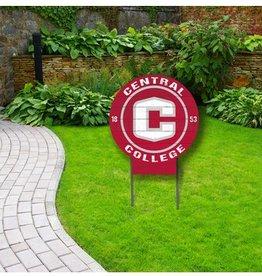 K&H K&H Circle Yard Sign