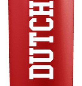 FANAT Fanatic Sideline Sports Bottle Red/White Lid
