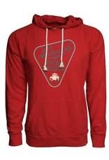 JAMER JAmerica Triangle Hood Red