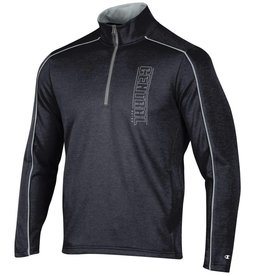 CHAMP Champion Spark 1/4 Zip Black