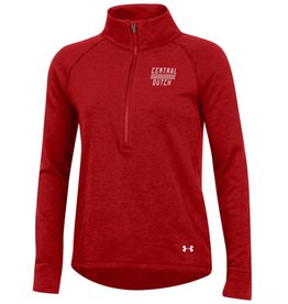 UA UA Womens Threadborne 1/4 Zip Flawless