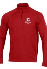 UA UA Charged Cotton 1/4 Zip Flawless