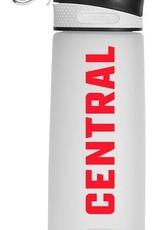 FANAT Fanatic Frosted Sport Bottle  White