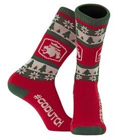 TCK TCK Christmas Sock Lion