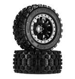 PRO 10131-13 Badlands MX43 Pro-Loc All Terrain Tires (2) Mn
