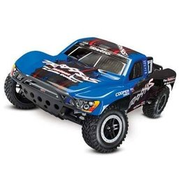 TRA 8076-4 - Slash VXL: 1/10 Scale 2WD Short Course Racing Truck with TQi Traxxas Link Enabled 2.4GHz Radio System & Traxxas Stability Management (TSM)