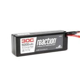 DYN Reaction 11.1V 5000mAh 3S 30C LiPo Hard Case: EC3