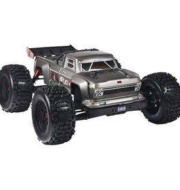 ARA ARRMA 1/8 OUTCAST 6S Stunt Truck 4WD RTR Dark Silver