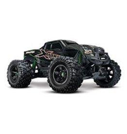 X-Maxx: Green 4WD 8S-Capable Brushless Truck w/TSM