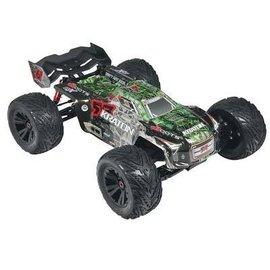 ARA AR106015 Kraton 6S BLX 1/8 4WD Monster RTR Green Black