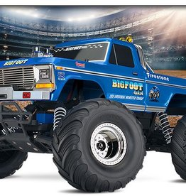 Traxxas Bigfoot Classic 1/10 Monster Truck RTR