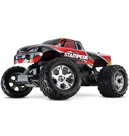 Traxxas Stampede XL-5 TQ RTR Red