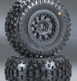 """Proline Badlands SC 2.2""""/3.0"""" M2 Tires Mounted"""