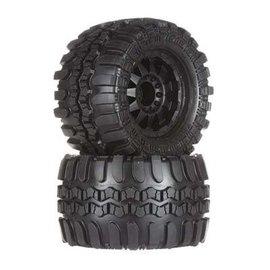 """Proline Interco TSL SX Super Swamper 3.8"""" A/T Tires Mounted"""