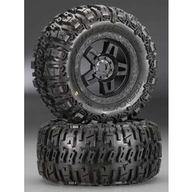 """Proline Trencher 3.8"""" A/T Mounted Tires (2)"""