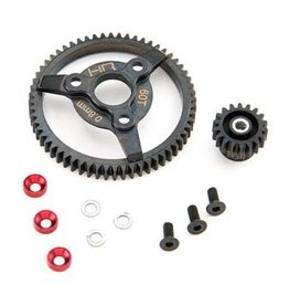 HRA STE260 Brushless Steel Gear Kit 32P 18/60T .8m 3.33