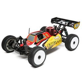 LOS 8IGHT Nitro RTR: 1/8 4WD Buggy