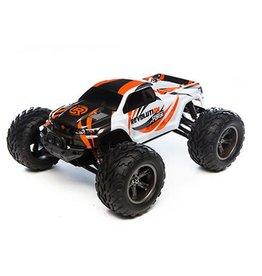 RVO 1/12 Forge 2wd Monster Truck RTR, Grey/Orange