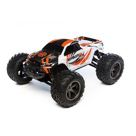 RVO 1/12 Forge 2wd Monster Truck RTR, Grey/Orange
